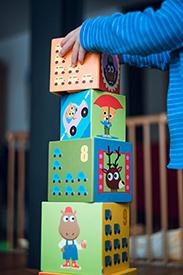 image of children's building blocks